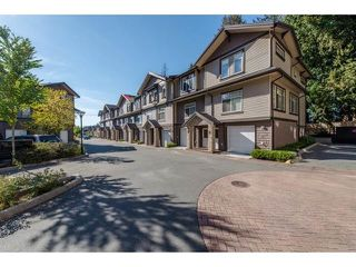 "Main Photo: 11 2950 LEFEUVRE Road in Abbotsford: Aberdeen Townhouse for sale in ""cedar landing"" : MLS®# R2327293"