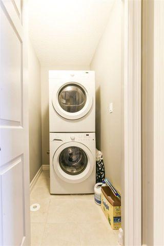 Photo 15: 1306 162 Street in Edmonton: Zone 56 House Half Duplex for sale : MLS®# E4139592
