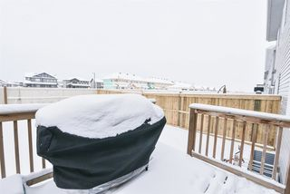 Photo 17: 1306 162 Street in Edmonton: Zone 56 House Half Duplex for sale : MLS®# E4139592