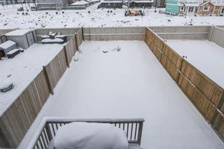 Photo 19: 1306 162 Street in Edmonton: Zone 56 House Half Duplex for sale : MLS®# E4139592