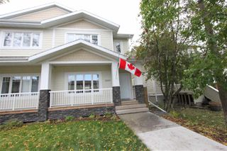 Main Photo: 11037 123 Street in Edmonton: Zone 07 House Half Duplex for sale : MLS®# E4139617