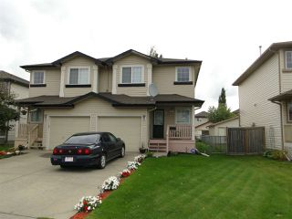 Photo 1: 3751 21 Street in Edmonton: Zone 30 House Half Duplex for sale : MLS®# E4140100