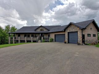 Photo 1: 27411 Hwy 37: Rural Sturgeon County House for sale : MLS®# E4142693