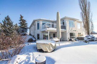 Photo 2: 1324 THOMPSON Court in Edmonton: Zone 14 House Half Duplex for sale : MLS®# E4143911