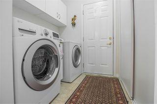 Photo 27: 1324 THOMPSON Court in Edmonton: Zone 14 House Half Duplex for sale : MLS®# E4143911
