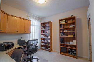 Photo 21: 1324 THOMPSON Court in Edmonton: Zone 14 House Half Duplex for sale : MLS®# E4143911