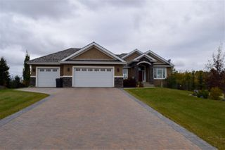 Photo 1: 77 GLADSTONE Court: Rural Sturgeon County House for sale : MLS®# E4144592