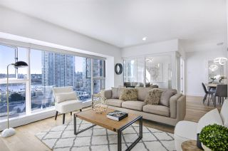 "Photo 1: 903 238 ALVIN NAROD Mews in Vancouver: Yaletown Condo for sale in ""Pacific Plaza"" (Vancouver West)  : MLS®# R2345160"