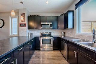 Photo 1: 2872 MAPLE Way in Edmonton: Zone 30 House Half Duplex for sale : MLS®# E4146237