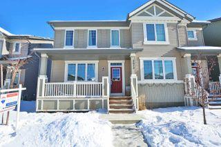 Photo 2: 2872 MAPLE Way in Edmonton: Zone 30 House Half Duplex for sale : MLS®# E4146237