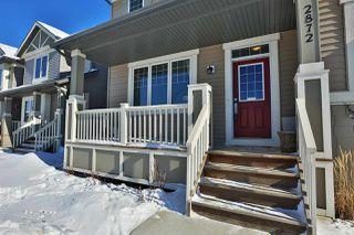 Photo 3: 2872 MAPLE Way in Edmonton: Zone 30 House Half Duplex for sale : MLS®# E4146237