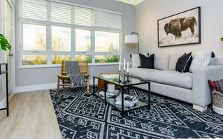 """Photo 3: 103B 20838 78B Avenue in Langley: Willoughby Heights Condo for sale in """"Hudson & Singer"""" : MLS®# R2348528"""