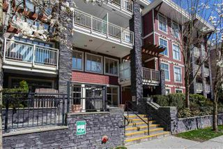 "Main Photo: 318 2477 KELLY Avenue in Port Coquitlam: Central Pt Coquitlam Condo for sale in ""South Verde"" : MLS®# R2353346"