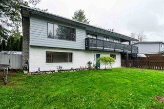 Photo 1: 31931 ORIOLE Avenue in Mission: Mission BC House for sale : MLS®# R2358238