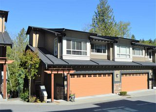 "Photo 1: 33 23986 104 Avenue in Maple Ridge: Albion Townhouse for sale in ""SPENCER BROOK ESTATES"" : MLS®# R2364165"