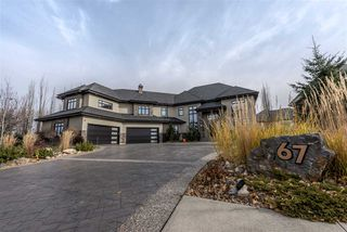 Photo 1: 67 WINDERMERE Drive in Edmonton: Zone 56 House for sale : MLS®# E4154868
