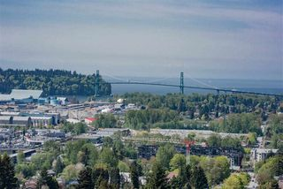 """Main Photo: 1503 1320 CHESTERFIELD Avenue in North Vancouver: Central Lonsdale Condo for sale in """"VISTA PLACE"""" : MLS®# R2374695"""