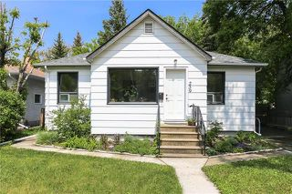 Photo 1: 239 Cheriton Avenue in Winnipeg: Residential for sale (3F)  : MLS®# 1914796
