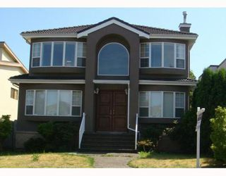 Photo 1: 2878 23RD Ave in Vancouver West: Arbutus Home for sale ()  : MLS®# V776609