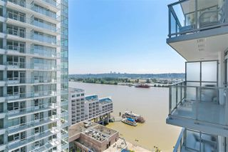 "Photo 14: 1607 988 QUAYSIDE Drive in New Westminster: Quay Condo for sale in ""RiverSky 2 by BOSA"" : MLS®# R2379261"