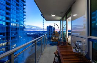 "Photo 12: 804 125 E 14TH Street in North Vancouver: Central Lonsdale Condo for sale in ""CENTREVIEW"" : MLS®# R2379594"