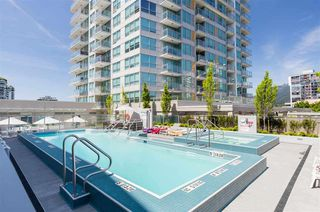 "Photo 14: 804 125 E 14TH Street in North Vancouver: Central Lonsdale Condo for sale in ""CENTREVIEW"" : MLS®# R2379594"