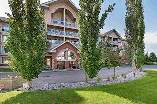 Main Photo: 129 200 BETHEL Drive: Sherwood Park Condo for sale : MLS®# E4161900