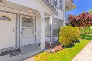 "Photo 2: 21 20554 118 Avenue in Maple Ridge: Southwest Maple Ridge Townhouse for sale in ""COLONIAL WEST"" : MLS®# R2382314"