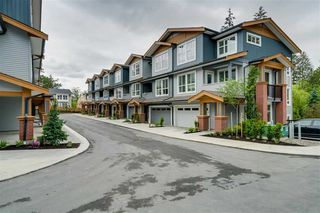 """Main Photo: 10 24086 104 Avenue in Maple Ridge: Albion Townhouse for sale in """"WILLOW"""" : MLS®# R2386482"""