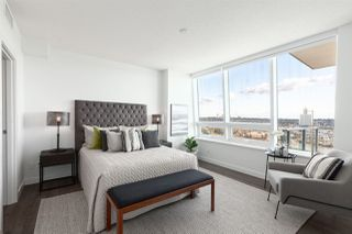 """Photo 11: 3202 908 QUAYSIDE Drive in New Westminster: Quay Condo for sale in """"Riversky 1"""" : MLS®# R2410359"""