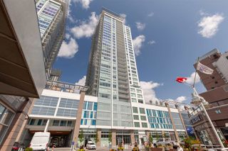 """Photo 1: 3202 908 QUAYSIDE Drive in New Westminster: Quay Condo for sale in """"Riversky 1"""" : MLS®# R2410359"""
