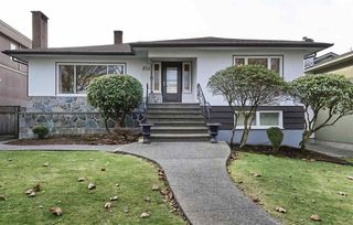 Main Photo: 850 W 32ND Avenue in Vancouver: Cambie House for sale (Vancouver West)  : MLS®# R2422538