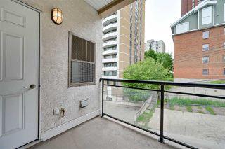 Photo 23: 411 10503 98 Avenue in Edmonton: Zone 12 Condo for sale : MLS®# E4204702