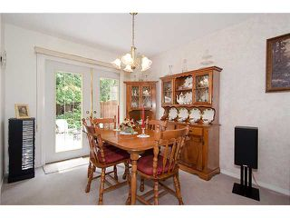 Photo 4: 309 VALOUR DR in Port Moody: College Park PM House for sale : MLS®# V1004140