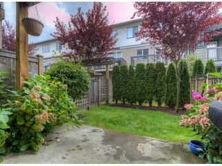 "Photo 18: # 156 16177 83RD AV in Surrey: Fleetwood Tynehead Townhouse for sale in ""VERANDA II"" : MLS®# F1322882"