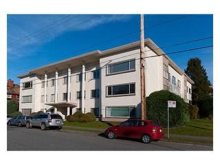 "Main Photo: 103 2776 PINE Street in Vancouver: Fairview VW Condo for sale in ""Prince Charles Apartments"" (Vancouver West)  : MLS®# V1030941"