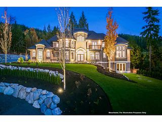 Photo 8: 2070 RIDGE MOUNTAIN Drive: Anmore Land for sale (Port Moody)  : MLS®# V1043870
