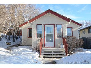 Main Photo: 4603 Broadway Avenue in Blackfalds: BS Downtown Residential for sale : MLS®# CA0028867
