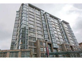 "Photo 1: 301 1177 PACIFIC Boulevard in Vancouver: Yaletown Condo for sale in ""Pacific Point"" (Vancouver West)  : MLS®# V1054200"