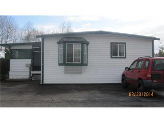 "Photo 1: 301 201 CAYER Street in Coquitlam: Maillardville Manufactured Home for sale in ""WILDWOOD PARK"" : MLS®# V1055865"