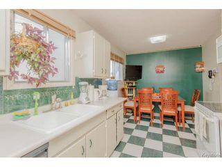 Photo 6: 421 Novavista Drive in WINNIPEG: St Vital Residential for sale (South East Winnipeg)  : MLS®# 1409257