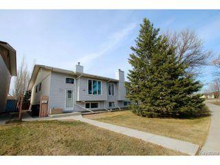 Photo 1: 421 Novavista Drive in WINNIPEG: St Vital Residential for sale (South East Winnipeg)  : MLS®# 1409257