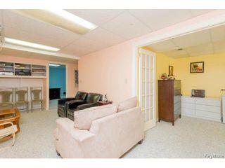 Photo 12: 421 Novavista Drive in WINNIPEG: St Vital Residential for sale (South East Winnipeg)  : MLS®# 1409257
