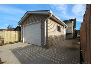 Photo 2: 421 Novavista Drive in WINNIPEG: St Vital Residential for sale (South East Winnipeg)  : MLS®# 1409257