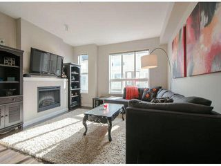 """Photo 2: 79 7938 209 Street in Langley: Willoughby Heights Townhouse for sale in """"Red Maple Park"""" : MLS®# F1413572"""