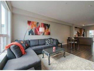 "Photo 3: 79 7938 209 Street in Langley: Willoughby Heights Townhouse for sale in ""Red Maple Park"" : MLS®# F1413572"