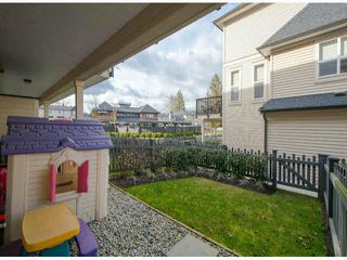 """Photo 12: 79 7938 209 Street in Langley: Willoughby Heights Townhouse for sale in """"Red Maple Park"""" : MLS®# F1413572"""