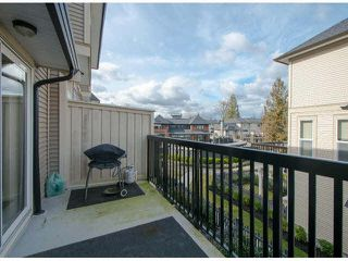 "Photo 14: 79 7938 209 Street in Langley: Willoughby Heights Townhouse for sale in ""Red Maple Park"" : MLS®# F1413572"