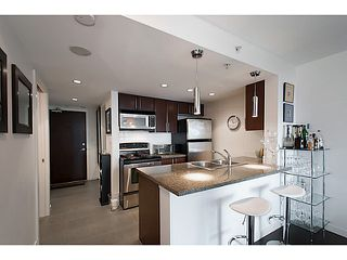 "Photo 9: 1503 58 KEEFER Place in Vancouver: Downtown VW Condo for sale in ""Firenze 1"" (Vancouver West)  : MLS®# V1071192"