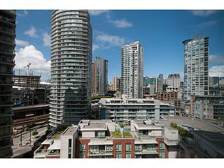 "Photo 4: 1503 58 KEEFER Place in Vancouver: Downtown VW Condo for sale in ""Firenze 1"" (Vancouver West)  : MLS®# V1071192"